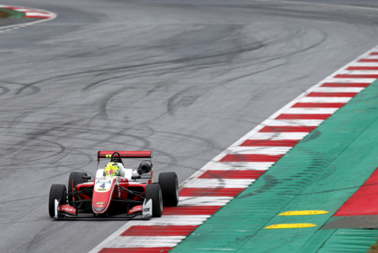 2019 motor-sport season without Formula European Masters
