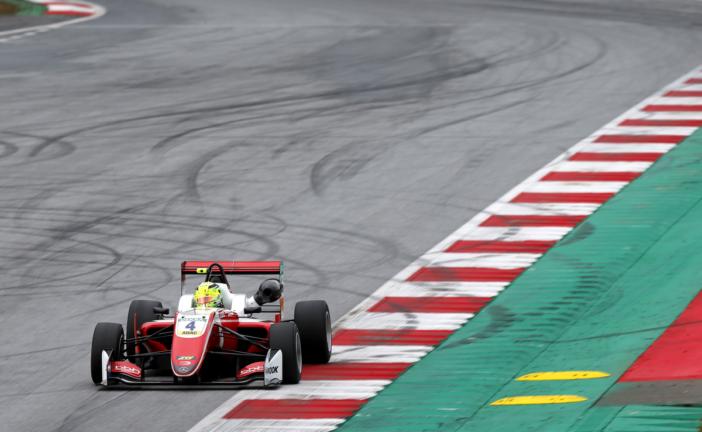 FIA F3 – Test at the Red Bull Ring: Schumacher beats Habsburg