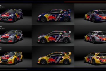 Team Peugeot Total targets the top with new 2018 Peugeot 208 WRX
