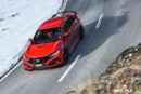 Essai – Honda Civic Type R FK8