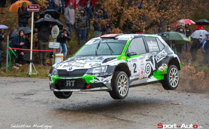 Rallye du Pays Du Gier 2018 – Les photos Sport-Auto.ch