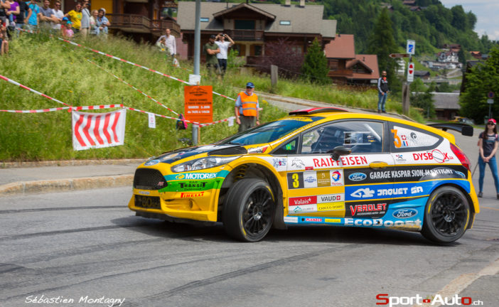 Championnat de Suisse des Rallyes : J -2 !