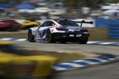 New BMW M8 GTE races to first podium finish at Sebring