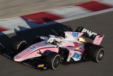 FIA Formula 2 –  Günther on top in final day of Bahrain test