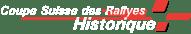 Coupe Suisse des RALLYES HISTORIQUE