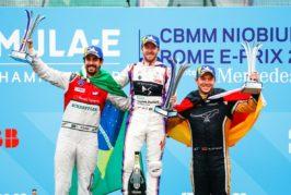 Sam Bird remporte l'ePrix de Rome – Sébastien Buemi 6e