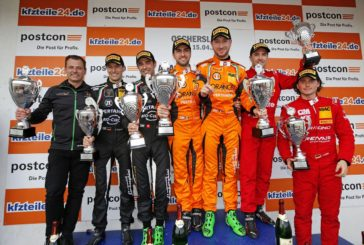 One-two victory for Lamborghini in second race of the season