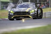 Victory and third place for Mercedes-AMG Motorsport at the prologue to the 24-hour race