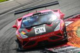 Impressive display of speed from Patric Niederhauser in Blancpain GT Series Endurance Cup guest appearance