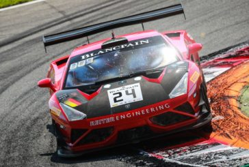 Impressive display of speed from Patric Niederhauser in Blancpain GT Series Endurance Cup guest appearance