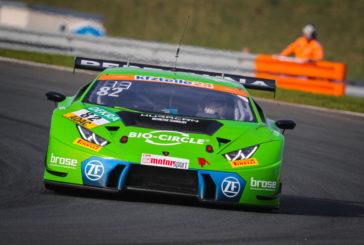 A 1-2 for GRT Grasser Racing in the second ADAC GT MASTERS race at Oschersleben