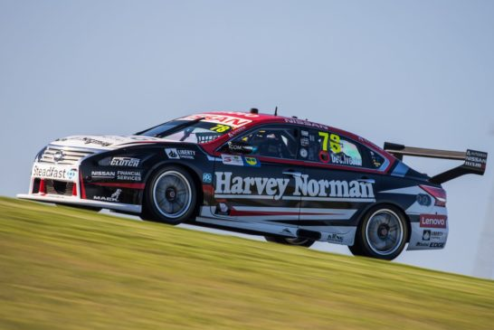 Nissan finishes 2nd at Phillip Island
