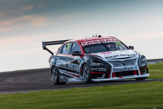 Back-to-back podiums for Nissan