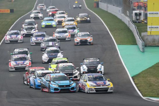 ADAC TCR Germany: Florian Thoma sauve son week-end avec un Top 5