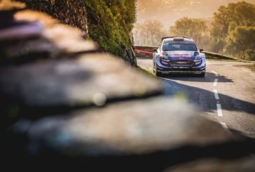 Ogier extends Tour de Corse lead
