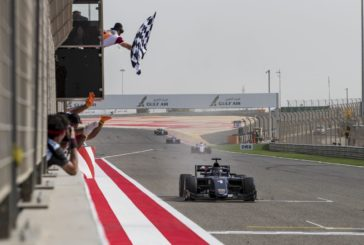 Markelov clinches victory in Bahrain Sprint Race