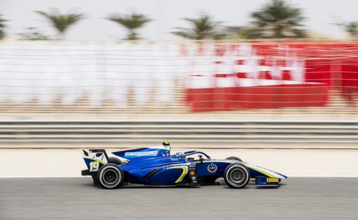 Norris grabs maiden F2 pole in thrilling Bahrain qualifying session, 3rd row for Louis Delétraz