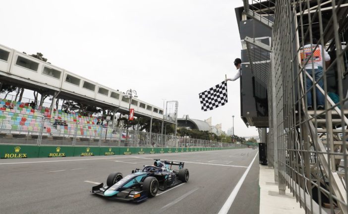 FIA Formula 2 –  Albon victorious in thrilling Baku feature race, Ralph Boschung 7th