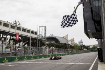 FIA Formula 2 – Russell streaks to victory in action-packed Baku sprint