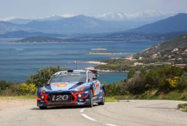 Hyundai Motorsport has secured a podium finish in Tour de Corse