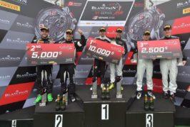Brilliant debut weekend in the Blancpain GT Series Asia: Victory for Patric Niederhauser