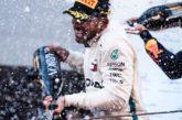 F1 – GP d'Espagne: Lewis Hamilton offre le premier doublé de la saison à Mercedes. Un point pour Sauber