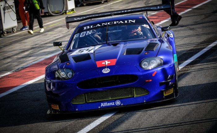 Blancpain GT Series – Belgian Audi Club Team WRT s'impose à Monza, top 5 pour Emil Frey Racing, Philippe Giauque s'impose en AM Cup