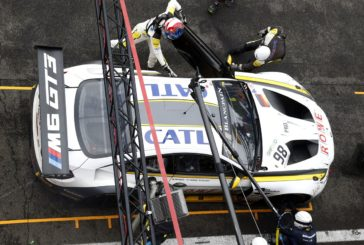 Strong BMW driver line-up for ROWE Racing in the Blancpain GT Series Endurance Cup
