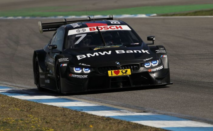 Good speed, more than 1,500 laps and a busy schedule: Intensive preparations for BMW M Motorsport at the DTM test in Hockenheim.