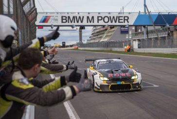 Three BMW M6 GT3s secure spots in the top 30 qualifying