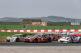 Bohemia Energy racing with Scuderia Praha s'impose aux 12H Navarra, Top 5 pour le Swiss Team