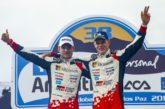 WRC Argentine – Ott Tänak et les autres