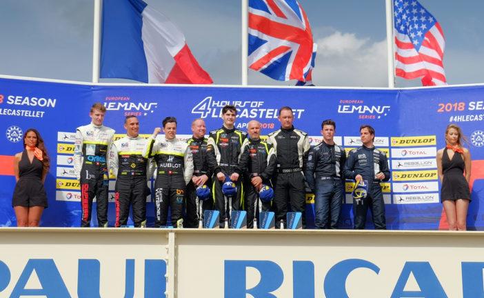 Lucas Légeret ouvre la saison d'ELMS par un podium !