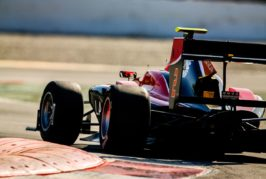 GP3 : Hubert top of the pile in Day 2 of Barcelona test