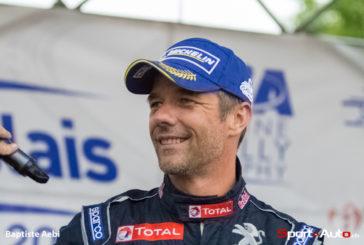Sébastien Loeb au Rallye du Chablais !