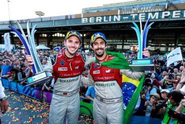 Formule E: doublé Audi à Berlin, Buemi 4e