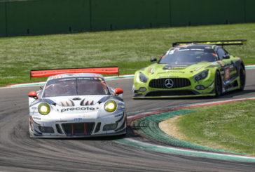 24h Series – Daniel Allemann et le Herberth Motorsport remportent les 12h d'Imola