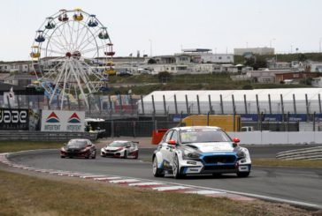 TCR Europe Series – Top 5 pour Kris Richards à Zandvoort