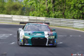 Disappointment for Audi in Nürburgring 24 Hours