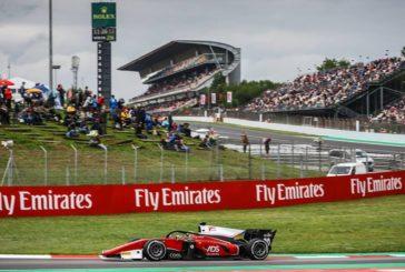 FIA F2 – Espagne: Pas de points pour Delétraz et Boschung en Espagne