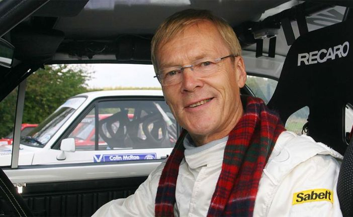 Ari Vatanen au Rallye du Chablais !