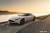Essai – Aston Martin DB11 V8