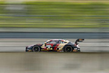 Erster Sieg mit Mercedes: Edoardo Mortara gewinnt verrücktes Rennen auf dem Lausitzring