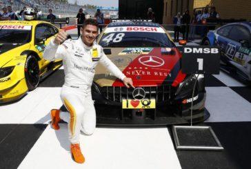 DTM – 3 questions à Edoardo Mortara