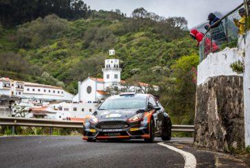 Objet: ERC Rally Islas Canarias hat-trick for Lukyanuk