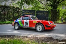 Rally 4 Regioni : Frank Servais dans l'entame d'une belle saison
