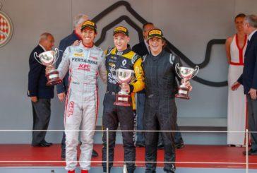 FIA Formula 2 – Markelov stuns in Monte Carlo Feature Race