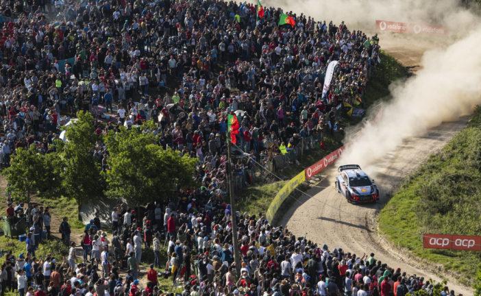 WRC – Rallye du Portugal : Coup double de Neuville !