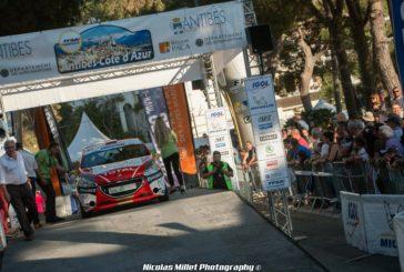 Rallye Antibes – Côte d'Azur : Nicolas Lathion et Yannick Schriber engrangent de l'expérience