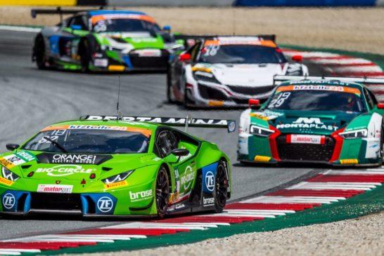 ADAC GT Masters – Unglaubliches podium vor heimischen publikum für das GRT Grasser Racing Team